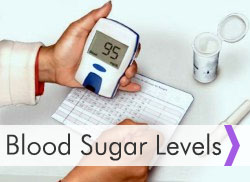 Blood Sugar Levels when eating Low Carb High Fat