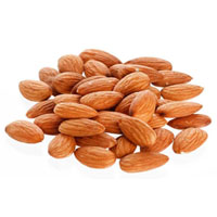 Low Carb High Fat Foods - LCHF :: Almonds