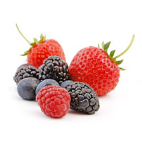 Low Carb High Fat Foods - LCHF :: Berries