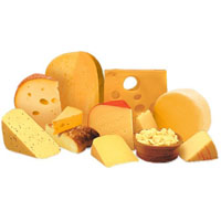Low Carb High Fat Foods - LCHF :: Cheese