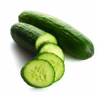 Low Carb High Fat Foods - LCHF :: Cucumbers