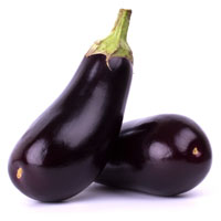 Low Carb High Fat Foods - LCHF :: Eggplant