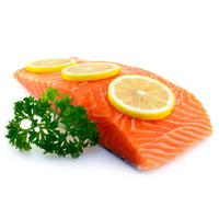 Low Carb High Fat Foods - LCHF :: Salmon